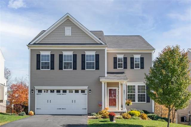 221 Old Hickory Rd, Jackson Twp - But, PA 16063 (MLS #1475602) :: Dave Tumpa Team