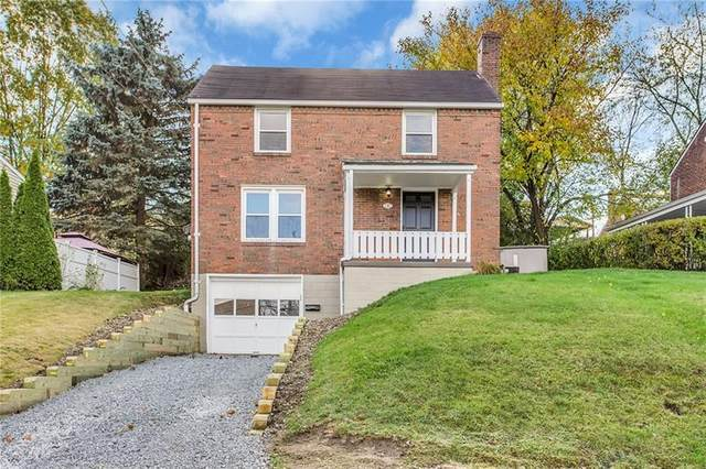 131 Constitution Ave, West Mifflin, PA 15122 (MLS #1475909) :: Broadview Realty