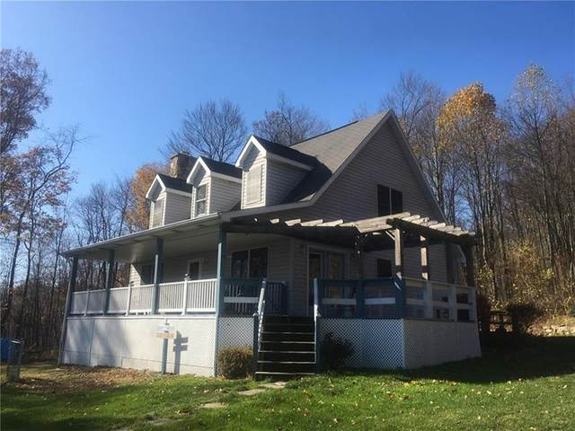 219 Evergreen Lane, Mt. Pleasant Twp - WML, PA 15610 (MLS #1476428) :: Broadview Realty