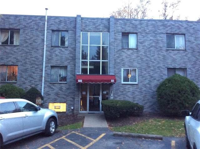 611 West St, Wilkinsburg, PA 15221 (MLS #1476508) :: Dave Tumpa Team