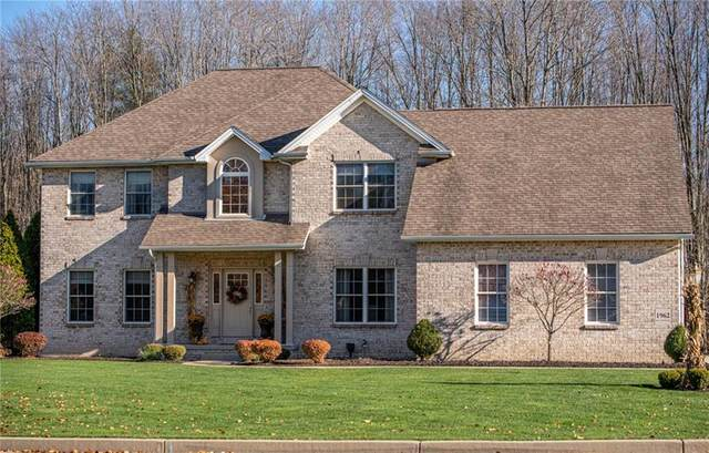 1962 Pierce Bluffs Dr, Hermitage, PA 16148 (MLS #1476593) :: RE/MAX Real Estate Solutions