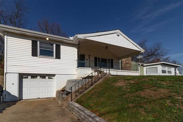1701 W Chestnut St, Canton Twp, PA 15301 (MLS #1476784) :: Broadview Realty