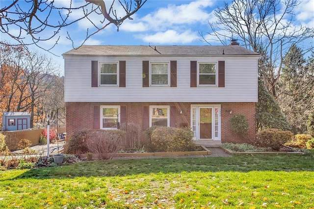 1820 Sillview Drive, Upper St. Clair, PA 15243 (MLS #1476961) :: RE/MAX Real Estate Solutions