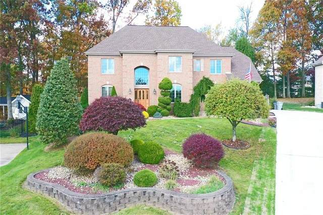 101 Hardwood Dr, Peters Twp, PA 15367 (MLS #1476998) :: RE/MAX Real Estate Solutions