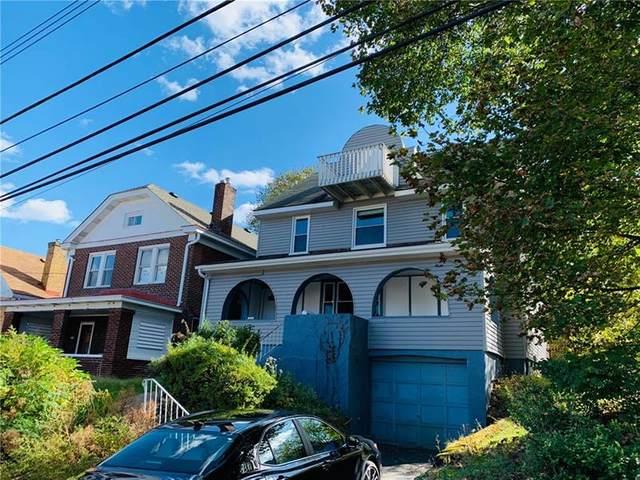 2849 Voelkel Ave, Dormont, PA 15216 (MLS #1477002) :: Broadview Realty