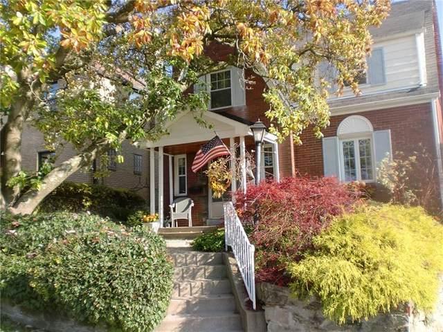 1346 Woodbine Street, Stanton Heights, PA 15201 (MLS #1477051) :: Broadview Realty