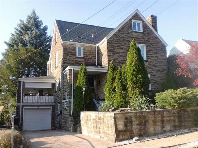 1351 Simona Drive, Stanton Heights, PA 15201 (MLS #1477058) :: Broadview Realty