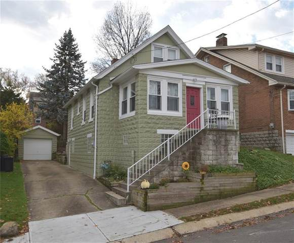 613 Royce Avenue, Mt. Lebanon, PA 15243 (MLS #1477067) :: RE/MAX Real Estate Solutions