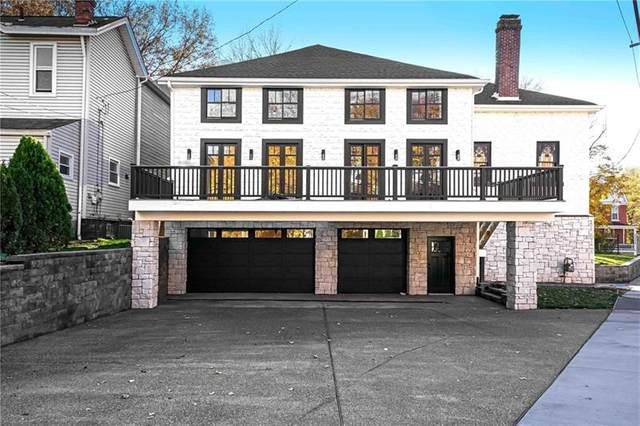 201 Frederick Ave, Sewickley, PA 15143 (MLS #1477072) :: RE/MAX Real Estate Solutions