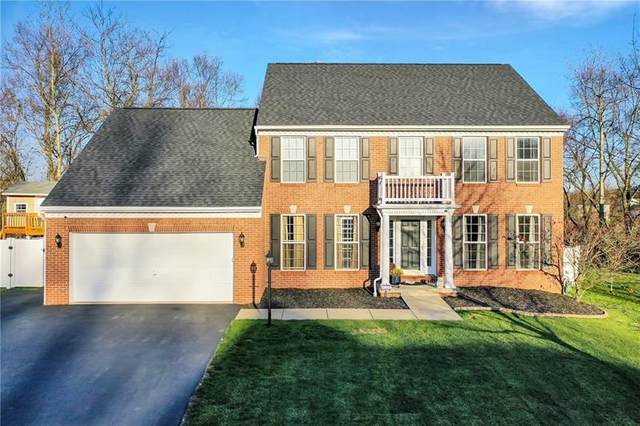 1102 Fairfield Lane, North Fayette, PA 15057 (MLS #1477187) :: RE/MAX Real Estate Solutions
