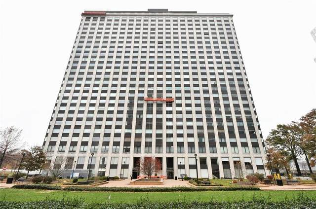 320 Fort Duquesne Blvd #240-245, Downtown Pgh, PA 15222 (MLS #1477189) :: The SAYHAY Team