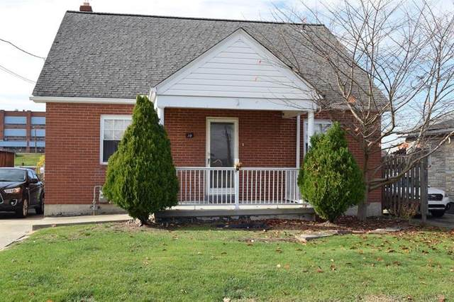 10 Montraver, Monessen, PA 15062 (MLS #1477425) :: RE/MAX Real Estate Solutions