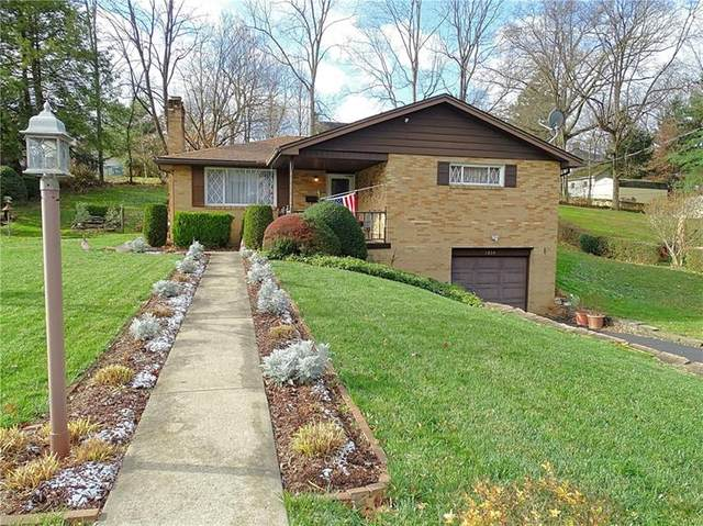 1834 Melrose Ave, Irwin, PA 15642 (MLS #1477522) :: Dave Tumpa Team