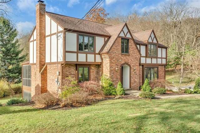 2492 Corteland Drive, Upper St. Clair, PA 15241 (MLS #1477548) :: Broadview Realty