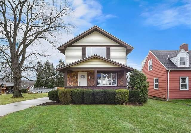 1815 Polk Street, Aliquippa, PA 15001 (MLS #1477606) :: RE/MAX Real Estate Solutions