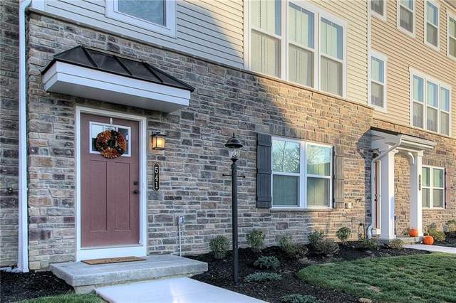 541 Captain Lee Boss Way, Cranberry Twp, PA 16066 (MLS #1477649) :: Hanlon-Malush Team