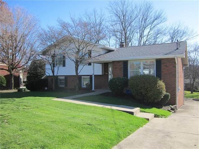 2544 Braddock Drive, Lower Burrell, PA 15068 (MLS #1477654) :: Broadview Realty