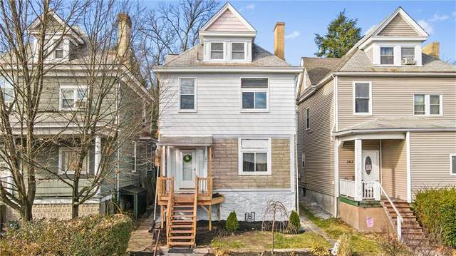 341 Center Ave, West View, PA 15229 (MLS #1477696) :: Hanlon-Malush Team