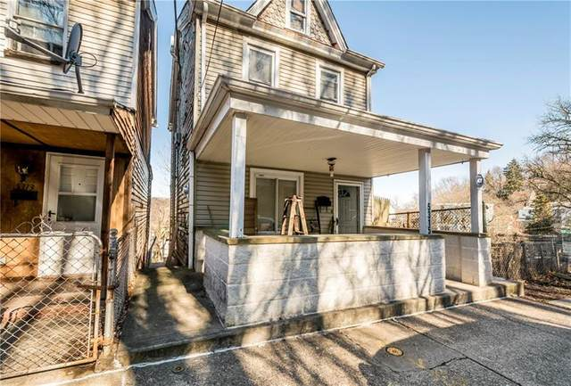 5315 Wickliff St, Lawrenceville, PA 15201 (MLS #1477754) :: Broadview Realty