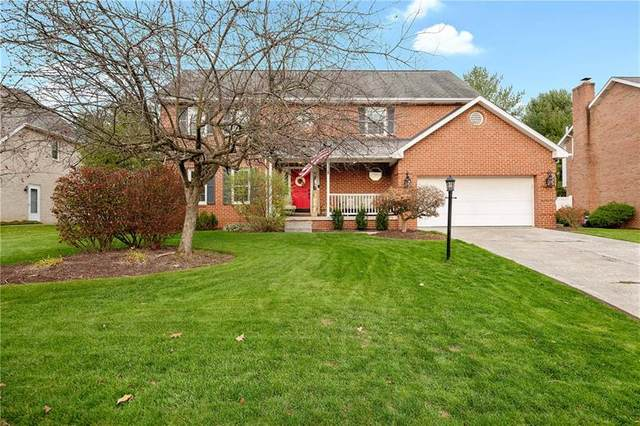 2109 Toftrees Drive, South Fayette, PA 15017 (MLS #1477826) :: The Dallas-Fincham Team