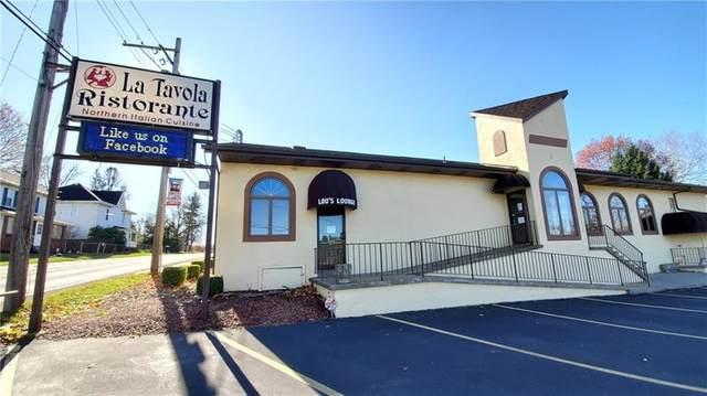 400 S Center Ave., New Stanton, PA 15672 (MLS #1477878) :: Hanlon-Malush Team