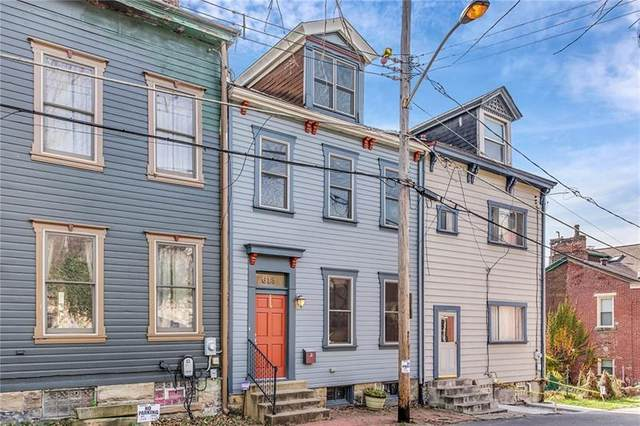 613 W Jefferson St, Central North Side, PA 15212 (MLS #1478022) :: Broadview Realty