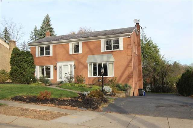820 Northridge Dr, Mt. Lebanon, PA 15216 (MLS #1478073) :: RE/MAX Real Estate Solutions