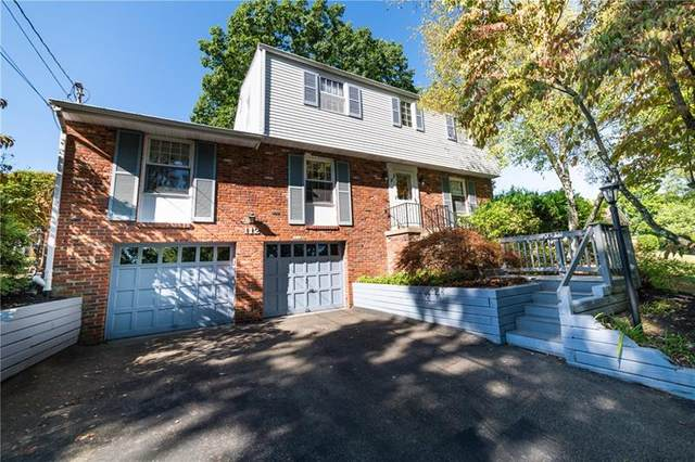 112 E Highland Dr, Peters Twp, PA 15317 (MLS #1478112) :: The Dallas-Fincham Team