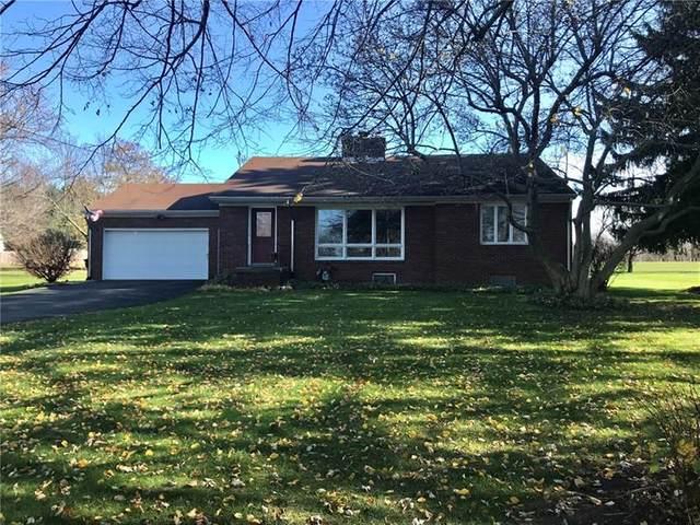 1600 N Keel Ridge Rd., Hermitage, PA 16148 (MLS #1478114) :: Dave Tumpa Team