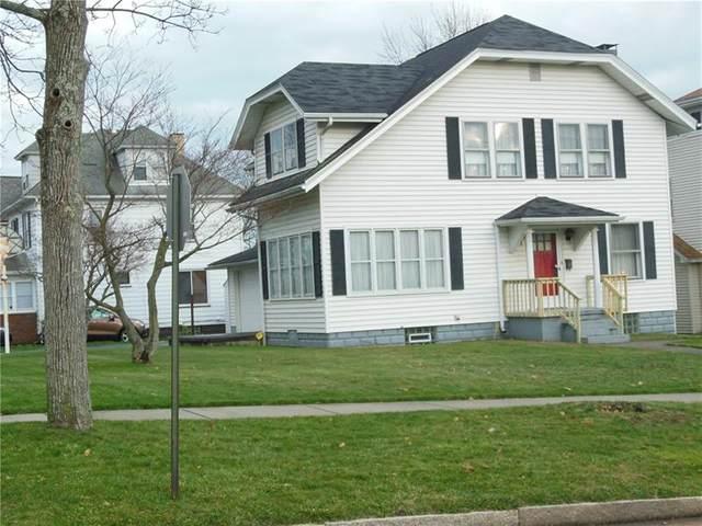 1612 Delaware Ave, New Castle/2Nd, PA 16105 (MLS #1478132) :: Dave Tumpa Team
