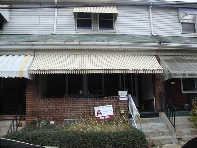 447 42 ND, Lawrenceville, PA 15201 (MLS #1478135) :: Broadview Realty