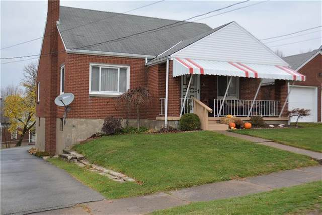 51 Mcclain Ave., South Strabane, PA 15317 (MLS #1478157) :: The Dallas-Fincham Team