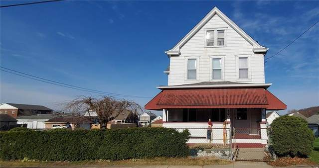 603 Worthington St, Versailles Boro, PA 15132 (MLS #1478163) :: Hanlon-Malush Team