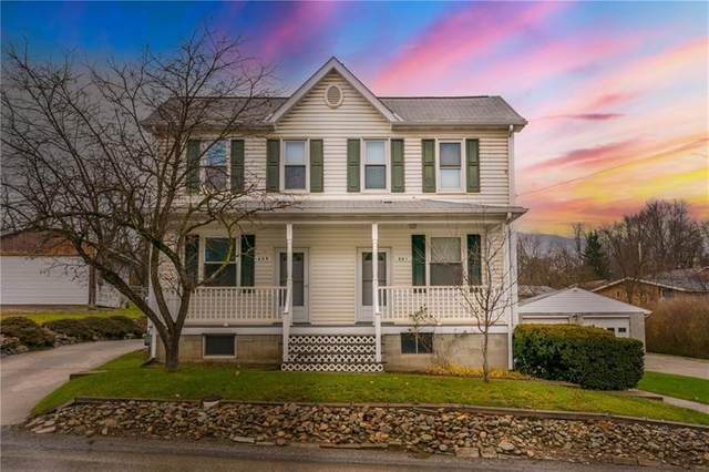 661 Horning Rd, Bethel Park, PA 15236 (MLS #1478252) :: The SAYHAY Team