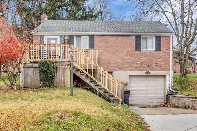 3891 Delco Rd, Brentwood, PA 15227 (MLS #1478279) :: The Dallas-Fincham Team