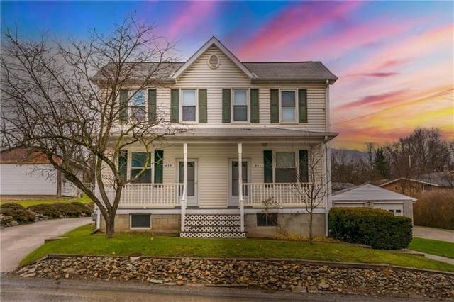 659 Horning Rd, Bethel Park, PA 15236 (MLS #1478282) :: The SAYHAY Team