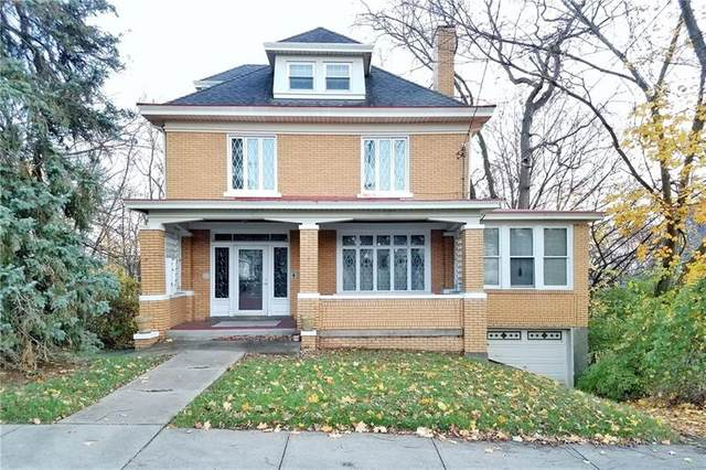 214 Modern Ave, Carnegie, PA 15106 (MLS #1478362) :: Dave Tumpa Team