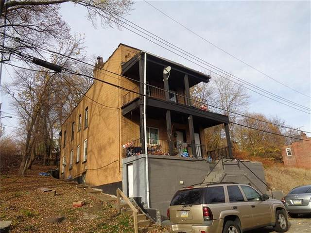 2515 Elba Street, Hill District, PA 15219 (MLS #1478409) :: RE/MAX Real Estate Solutions