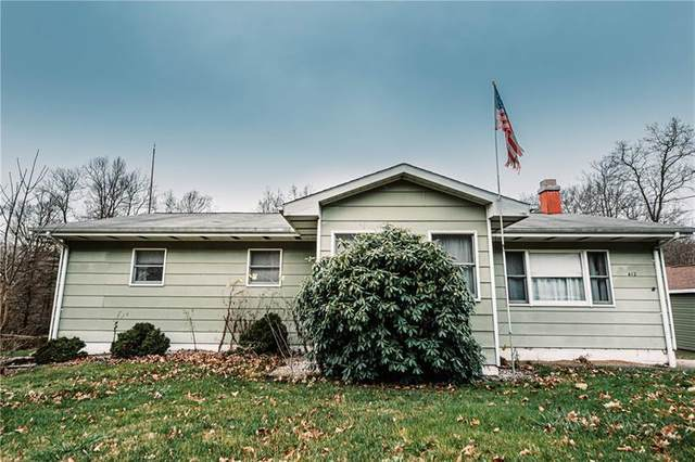 412 N Ben Franklin Road, White Twp - Ind, PA 15701 (MLS #1478432) :: Broadview Realty