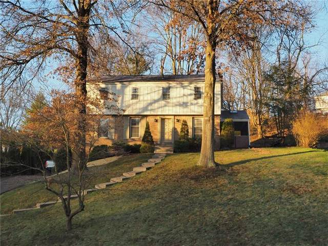 441 Manordale Road, Upper St. Clair, PA 15241 (MLS #1478570) :: The Dallas-Fincham Team