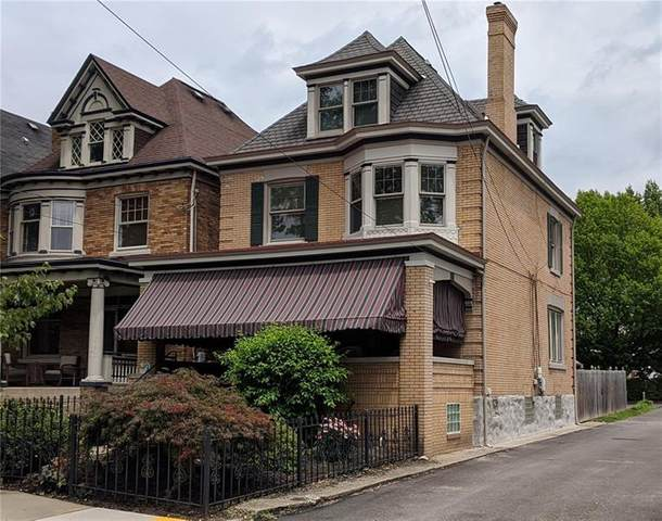 1035 East End Ave, Regent Square, PA 15221 (MLS #1478601) :: The Dallas-Fincham Team