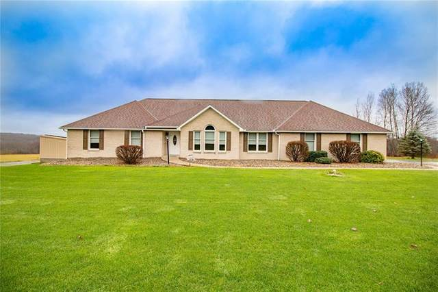 115 Boozel Rd, Slippery Rock Twp - But, PA 16057 (MLS #1478740) :: Dave Tumpa Team