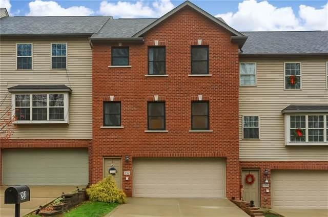 252 Josephs Ln, Ohio Twp, PA 15237 (MLS #1478741) :: Dave Tumpa Team