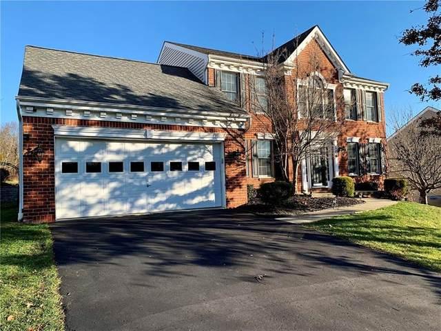 106 Springhill Drive, North Fayette, PA 15071 (MLS #1478760) :: Dave Tumpa Team