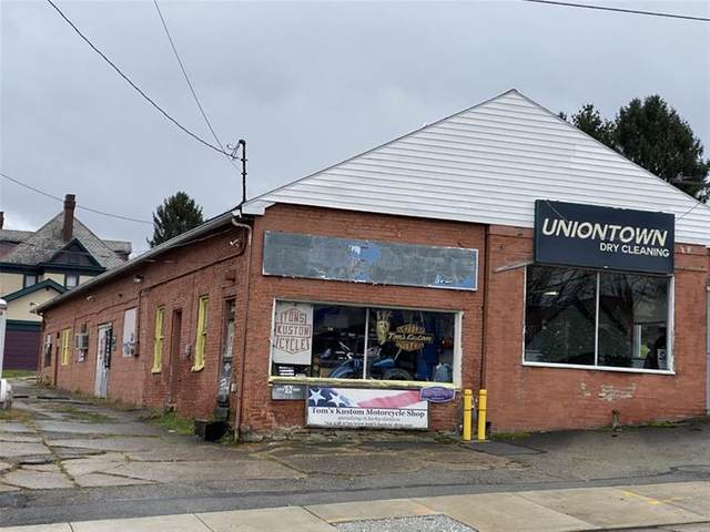 125-127 Morgantown St, Uniontown, PA 15401 (MLS #1478816) :: Broadview Realty