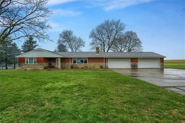 324 Saxonburg Blvd, Clinton Twp, PA 16056 (MLS #1478818) :: Dave Tumpa Team