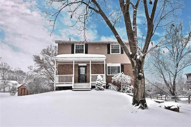 108 Woodridge Dr, Cranberry Twp, PA 16066 (MLS #1478891) :: The SAYHAY Team