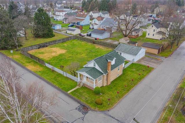 400 Orchard Ave, Scottdale, PA 15683 (MLS #1478900) :: Dave Tumpa Team
