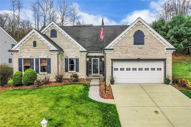 118 Trailside Ct, North Fayette, PA 15108 (MLS #1479054) :: The SAYHAY Team