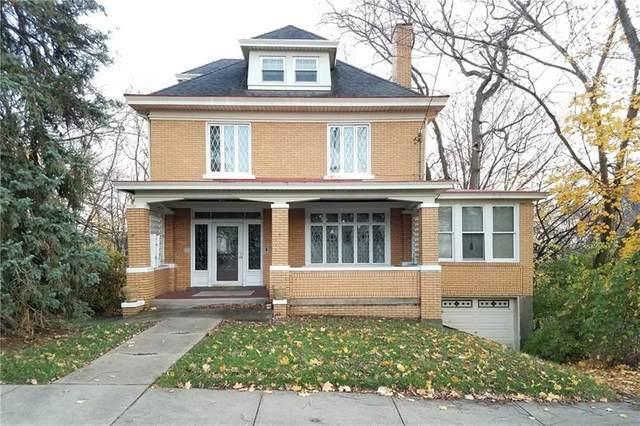 214 Modern Ave, Carnegie, PA 15106 (MLS #1479135) :: Dave Tumpa Team